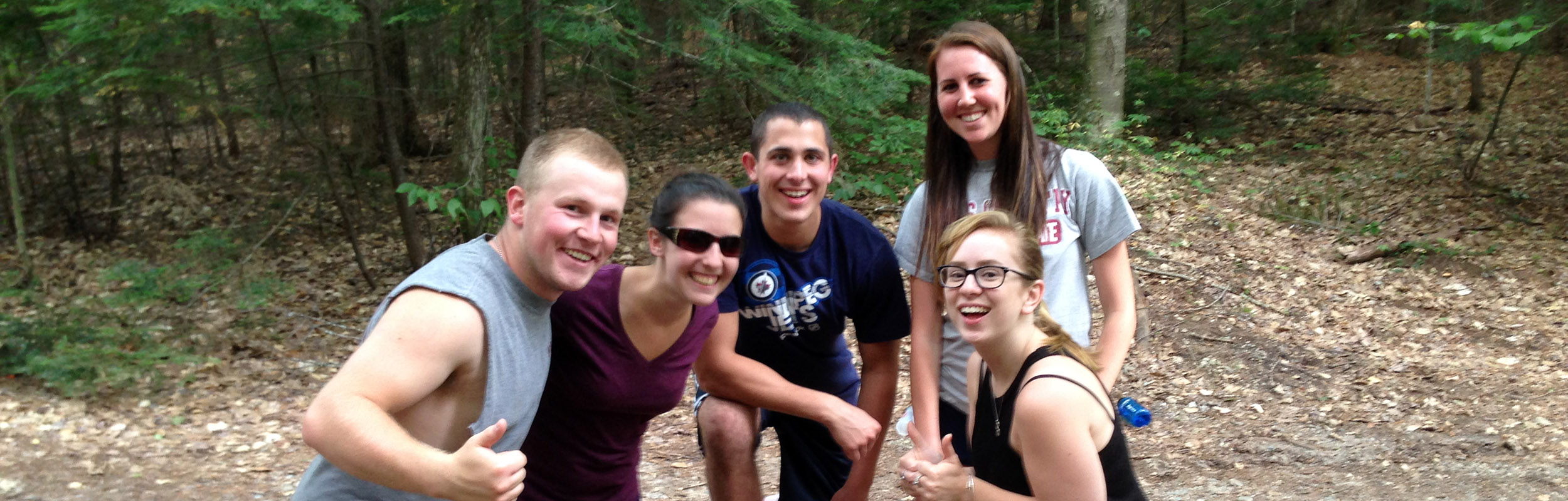 Group Retreats at Camp Mowglis