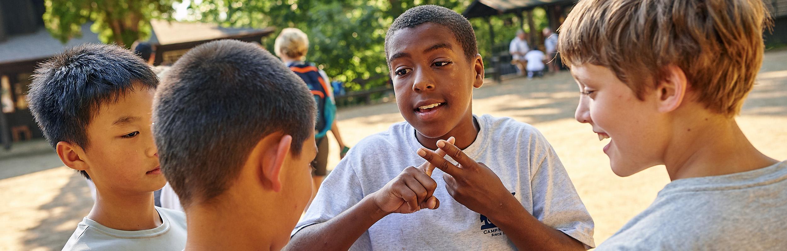Camp Mowglis Inclusion Statement